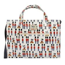 Cath Kidston X  Mickey and Friends米奇&士兵肩背包_NT$1,880