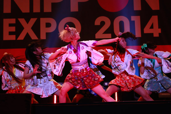 日本KAWAii!! NiPPON EXPO 2014