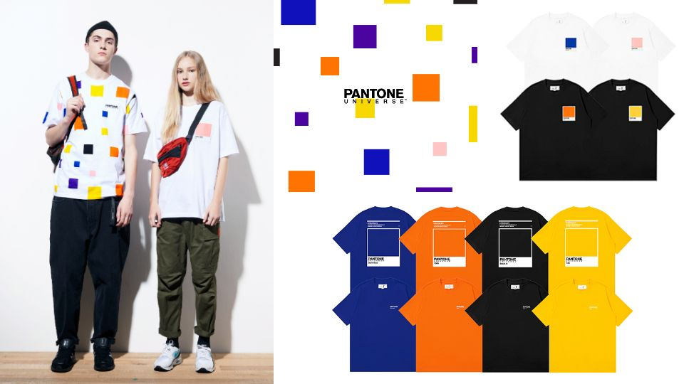 :CHOCOOLATE X PANTONE 首次聯名!